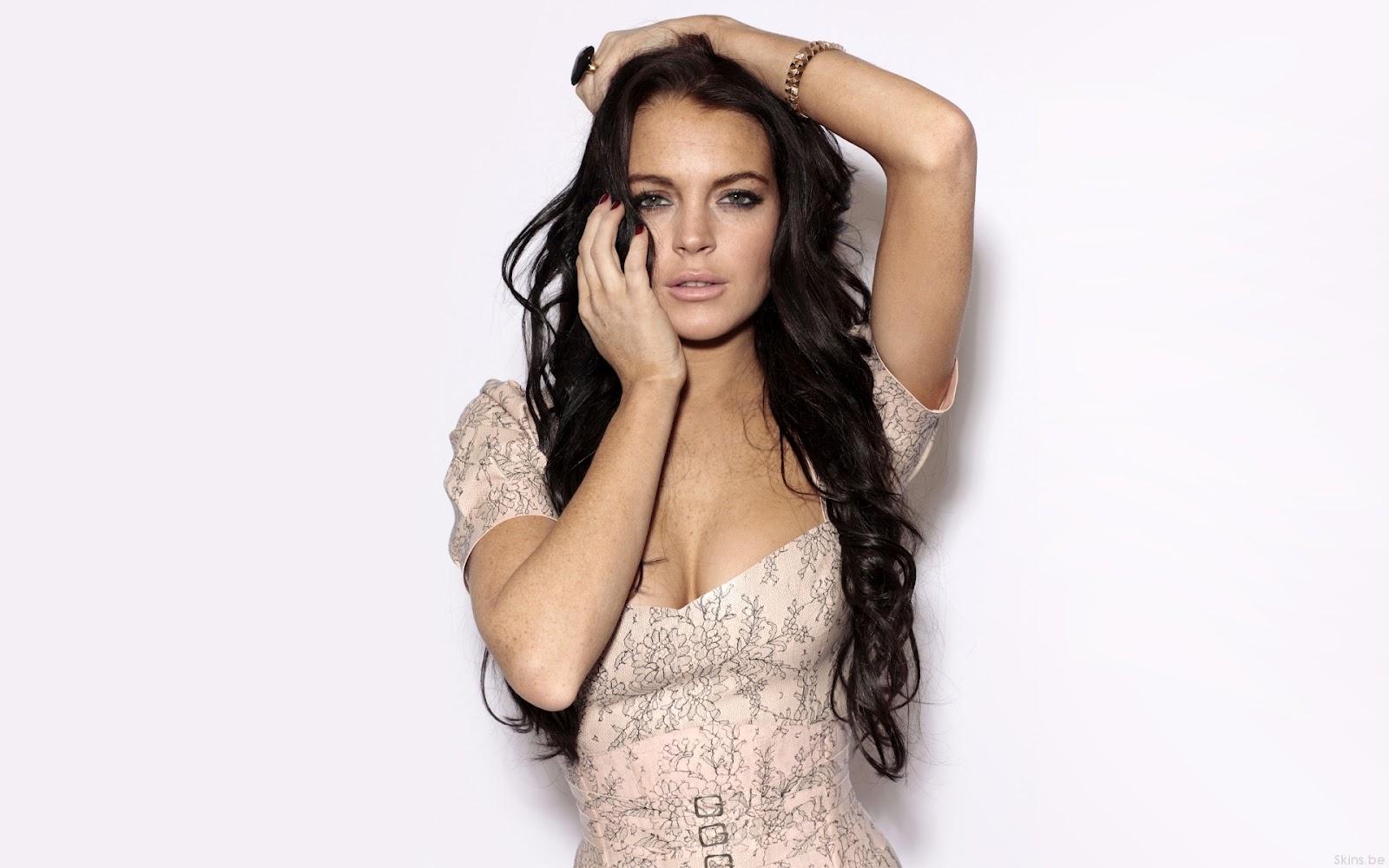 Lindsay Lohan HD Wallpapers ~ Cheer Arena | Wallpapers World Lindsay Lohan Islam