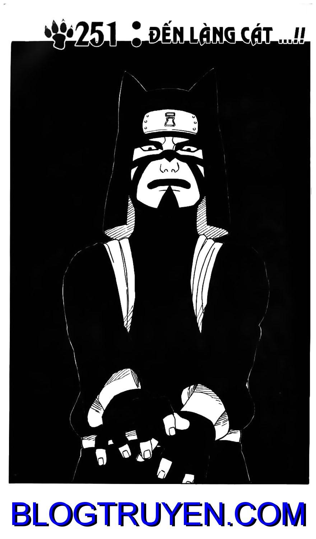 Naruto chap 251 Trang 2 - Mangak.info
