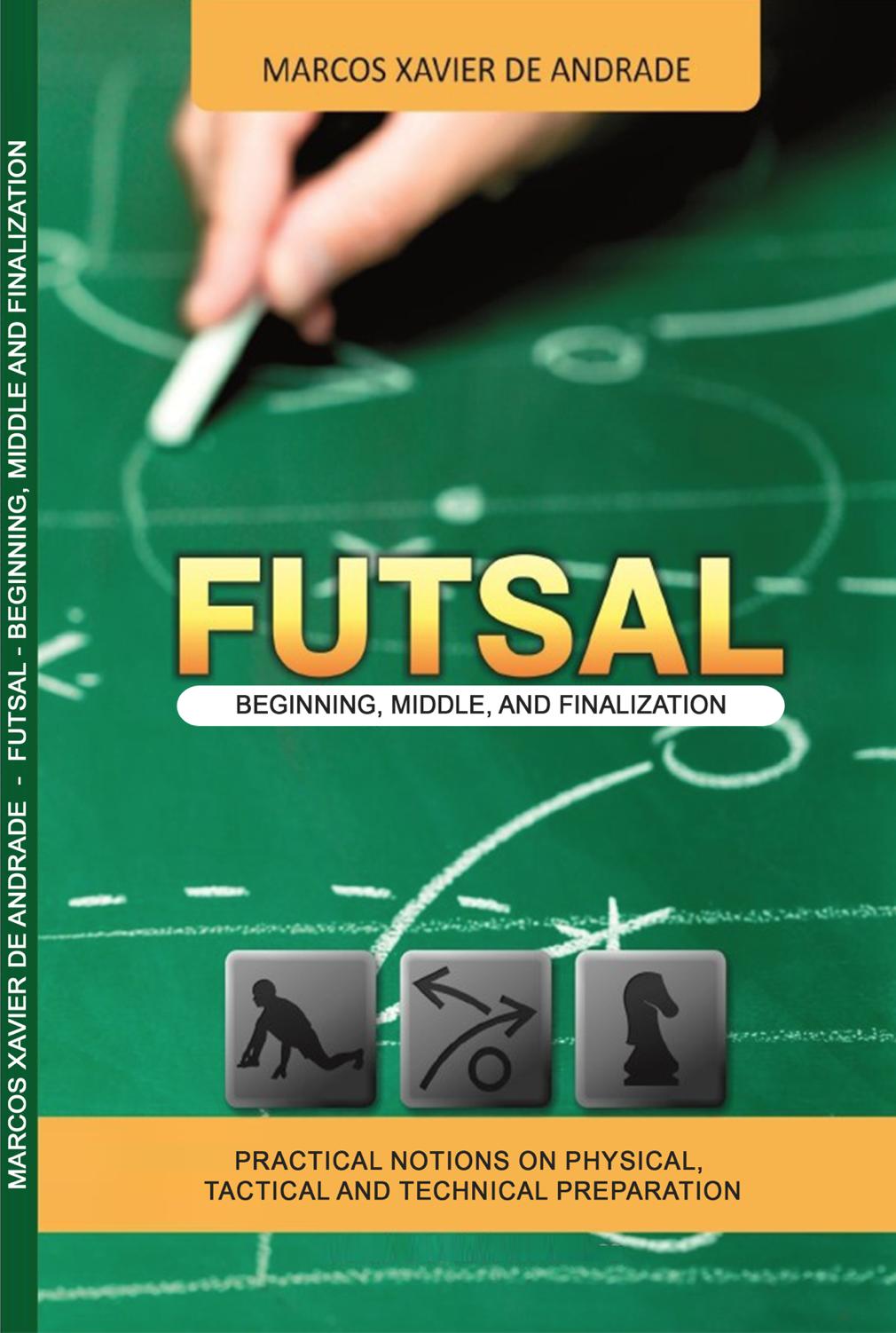 Livro I FUTSAL Versão Digital em Inglês