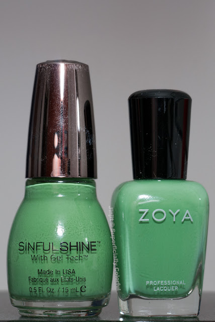 Zoya Josie Sinful Shine In The Limelight