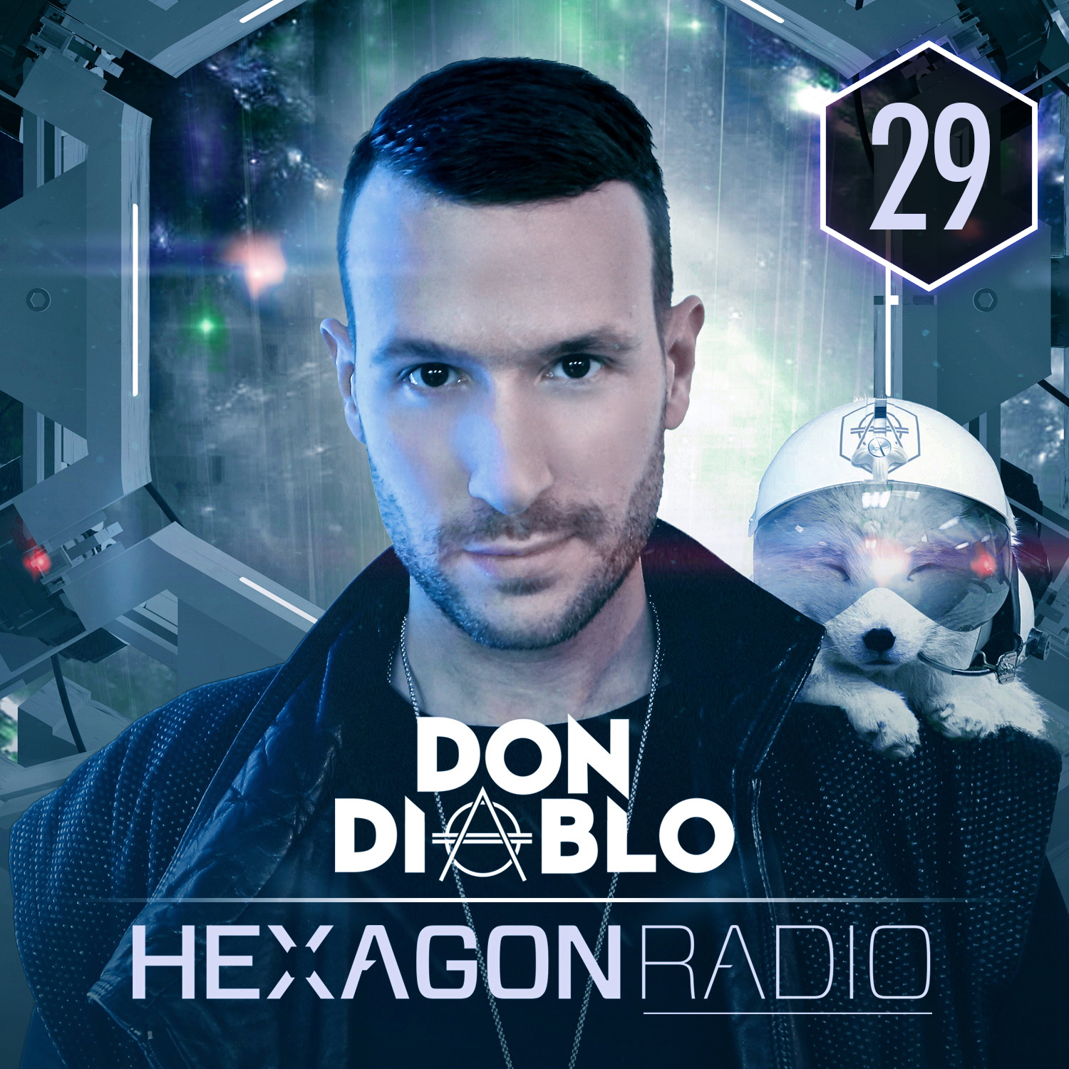 Don Diablo - Hexagon Radio Episode 029