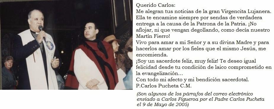 PADRE CARLOS PUHETA