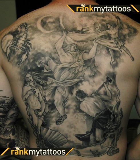 Tattoo Ideas God: My Tattoo Designs: Ancient Greek Tattoos