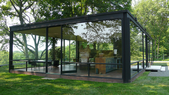 Architecture Glass House6