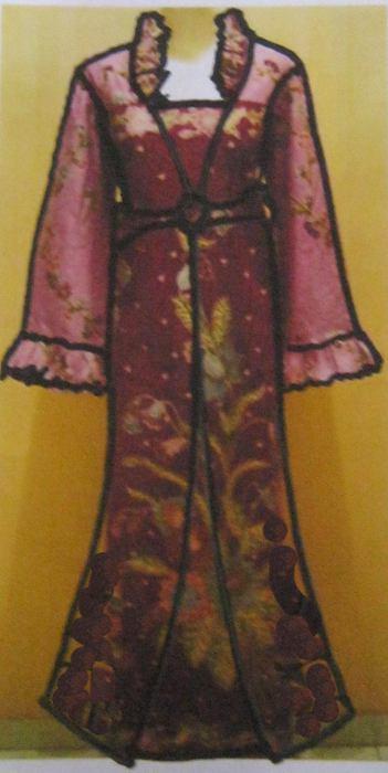 Grosir Baju Muslim Murah Contoh Sketsa Desain Dengan