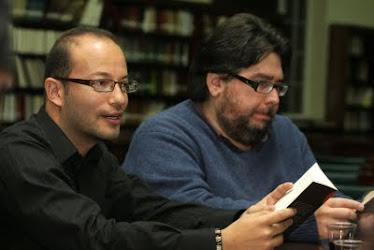 Lectura de Poesía. Bogotá