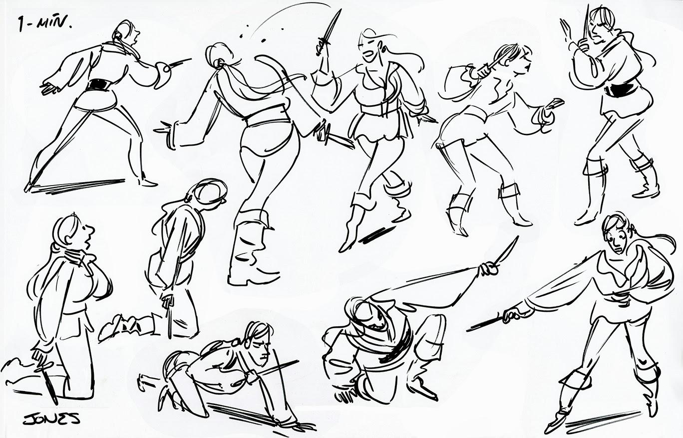 Scribble Line Gesture Drawing : Matt jones gesture drawing class