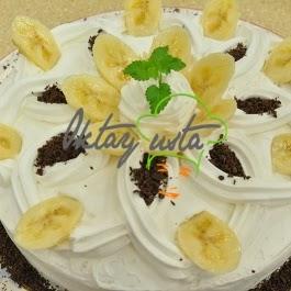 Muzlu Çikolatalı Pasta Tarifi