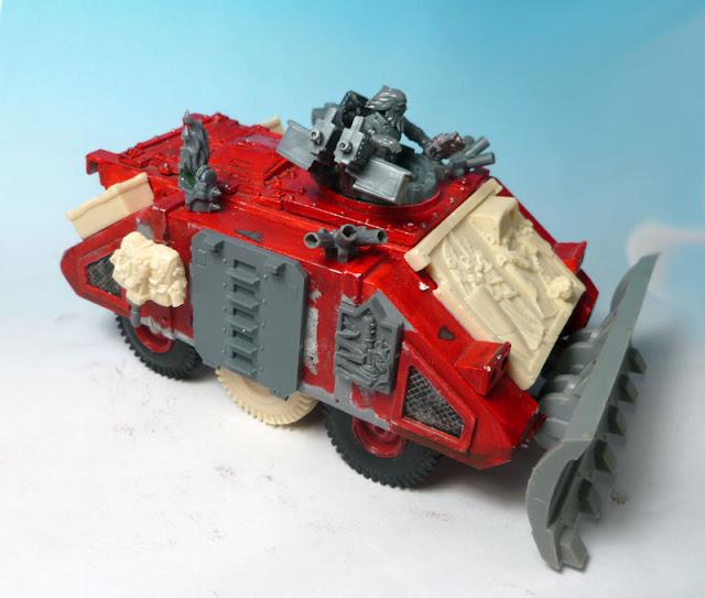 Rhino Soeurs de Bataille Sister of Battle