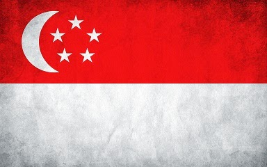 Singapore Countries Flag Wallpaper SSH Singapura 2 September 2014 Loves