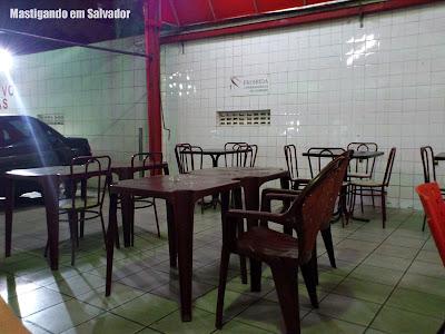 Bacalhau de Martelo Restaurante: Ambiente