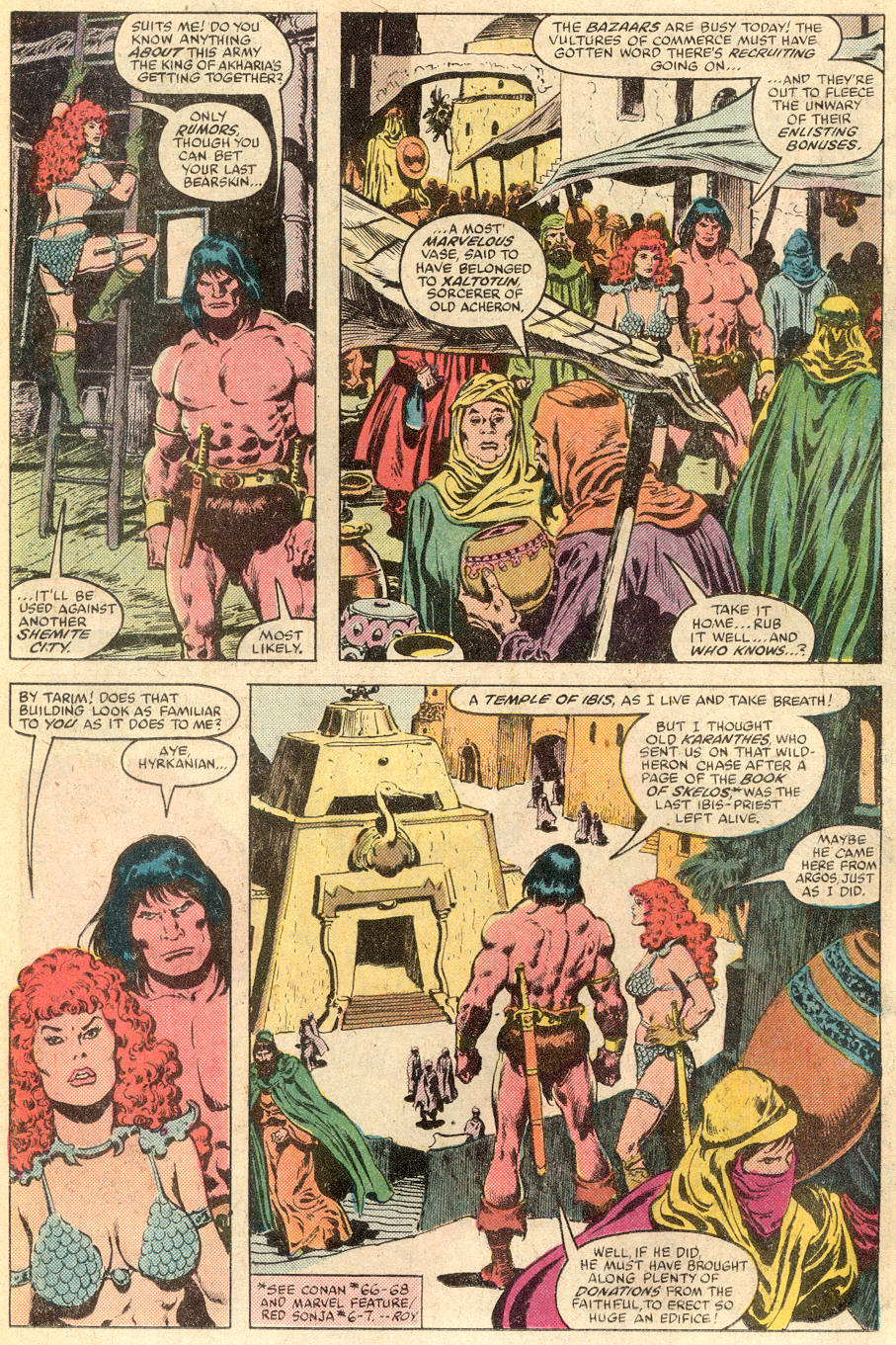 Conan the Barbarian (1970) Issue #115 #127 - English 7