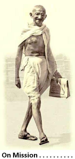 Ban Controversial Book on Gandhi - Naresh Kadyan