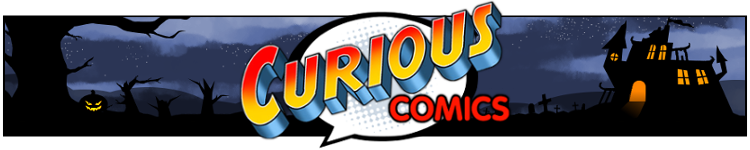 The Curious Comics Blog