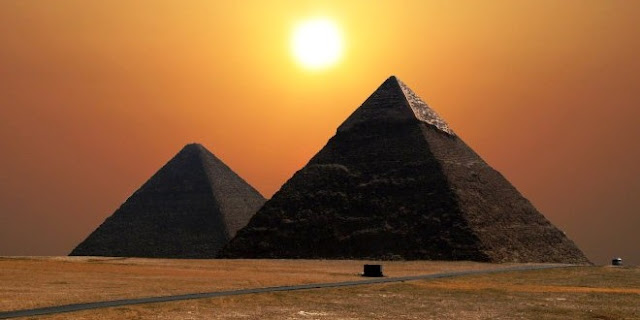 Pyramids and the Bible