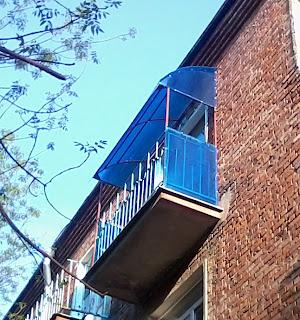 Поликарбонат для балконов: обшивка и остекление своими рукам.