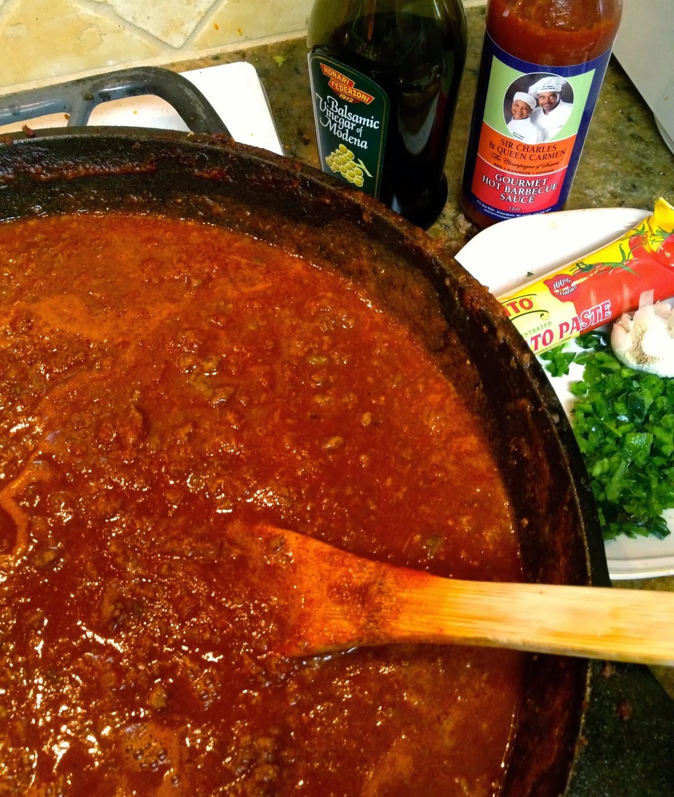 A Southern Soul | Chili Sauce