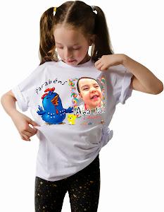 Personalizamos camisas para Brindes!