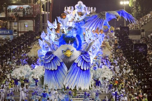 Best Pictures From the Rio Carnival 2015