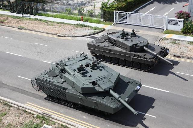 Tank Leopard 2 Revolution, Spesialis Perang Kota