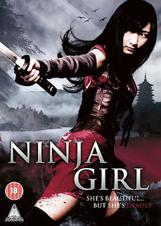 The Kunoichi Ninja Girl