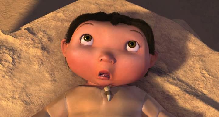 Ice Age Movie Characters Human