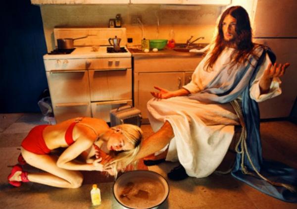 David LaChapelle, Jesus is my Homeboy
