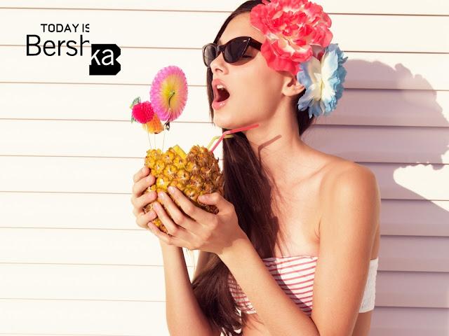 bershka yaz 2013 koleksiyonu,  elbise, etek, pantolon, bluz, şort,