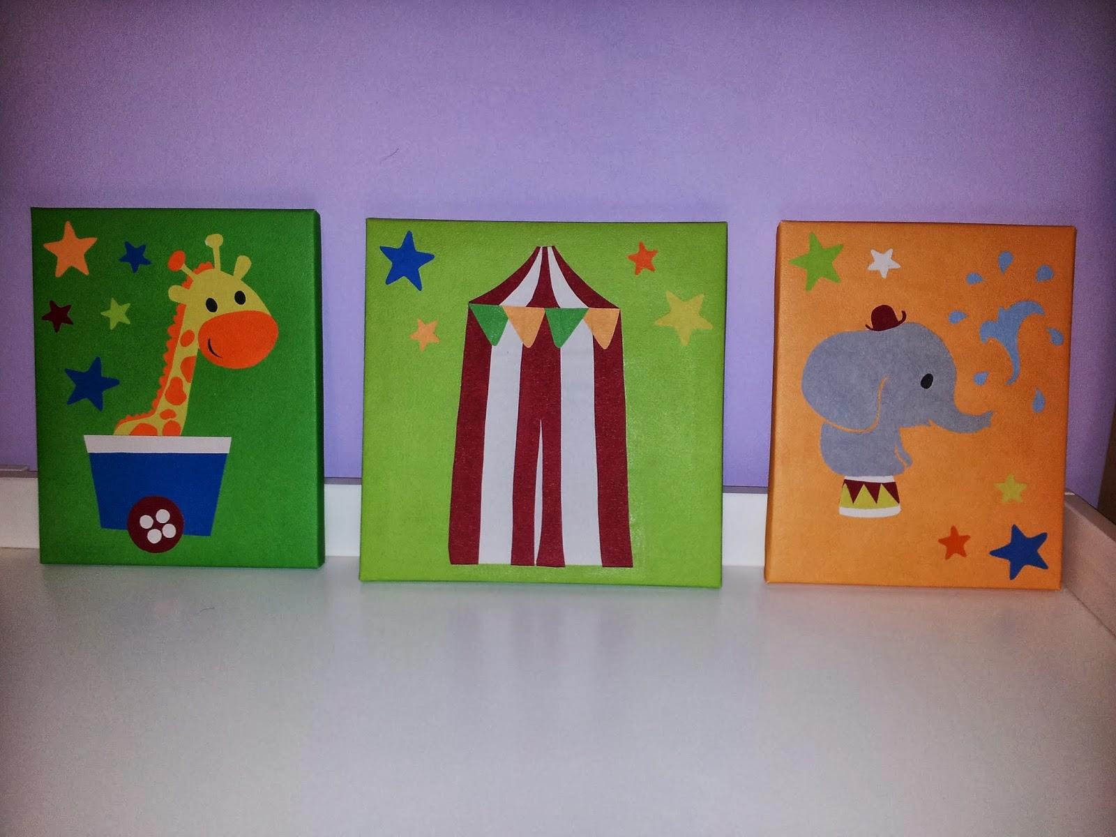 Mam s todoterreno lienzos para el cuarto de un bebe - Cuadros para habitacion de bebe ...