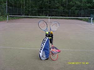 Tennisvalmennusta Tampereen talousalueella ja muuallakin Kokoa ryhmä ja tilaa: 044-3380291