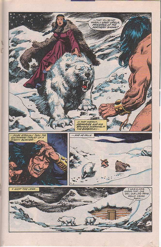 Conan the Barbarian (1970) Issue #258 #270 - English 14