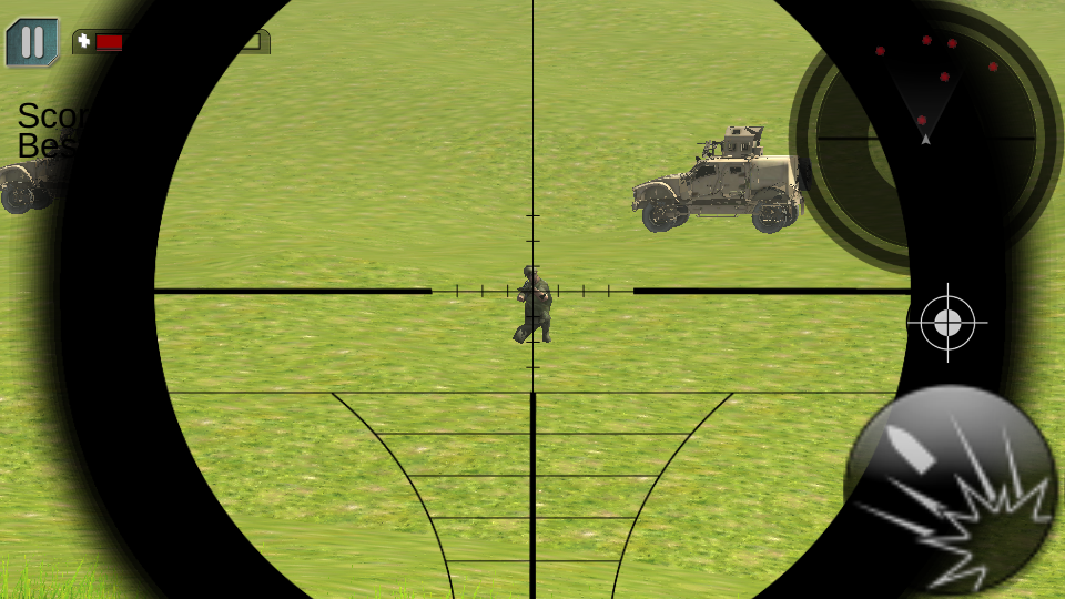Mountain Sniper Shooting Android Apk resimi 3
