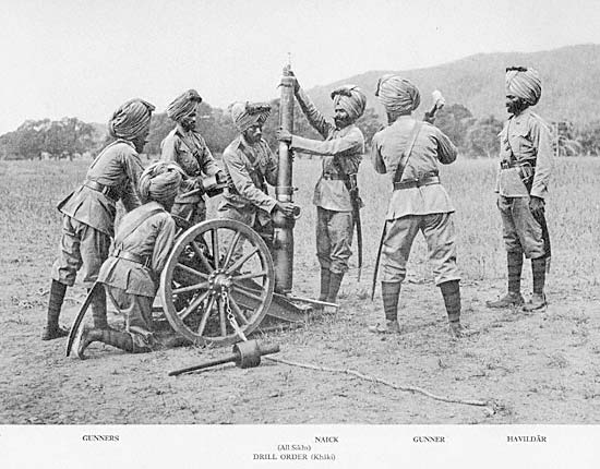 MARXIST: History of Indian Army