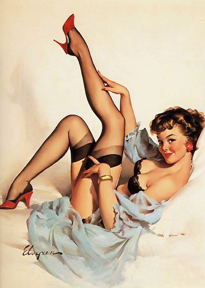 How Pin Ups Are Made