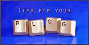 Creating Blog - tips and tricks