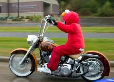 elmo motorcycle helmet