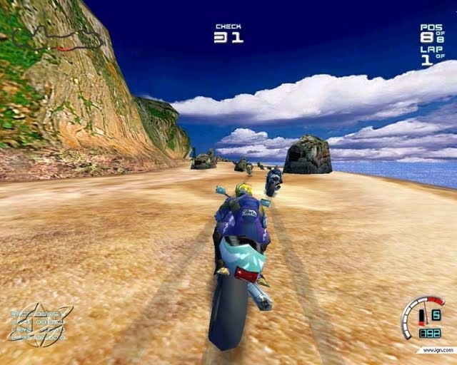 Get money for playing games for free: Suzuki Alstare Extreme Racing