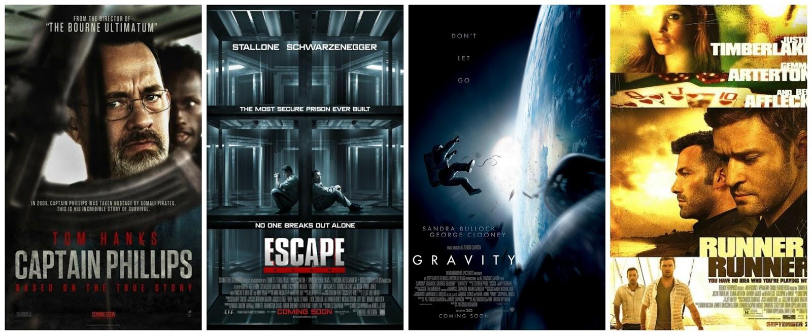 October movie previews