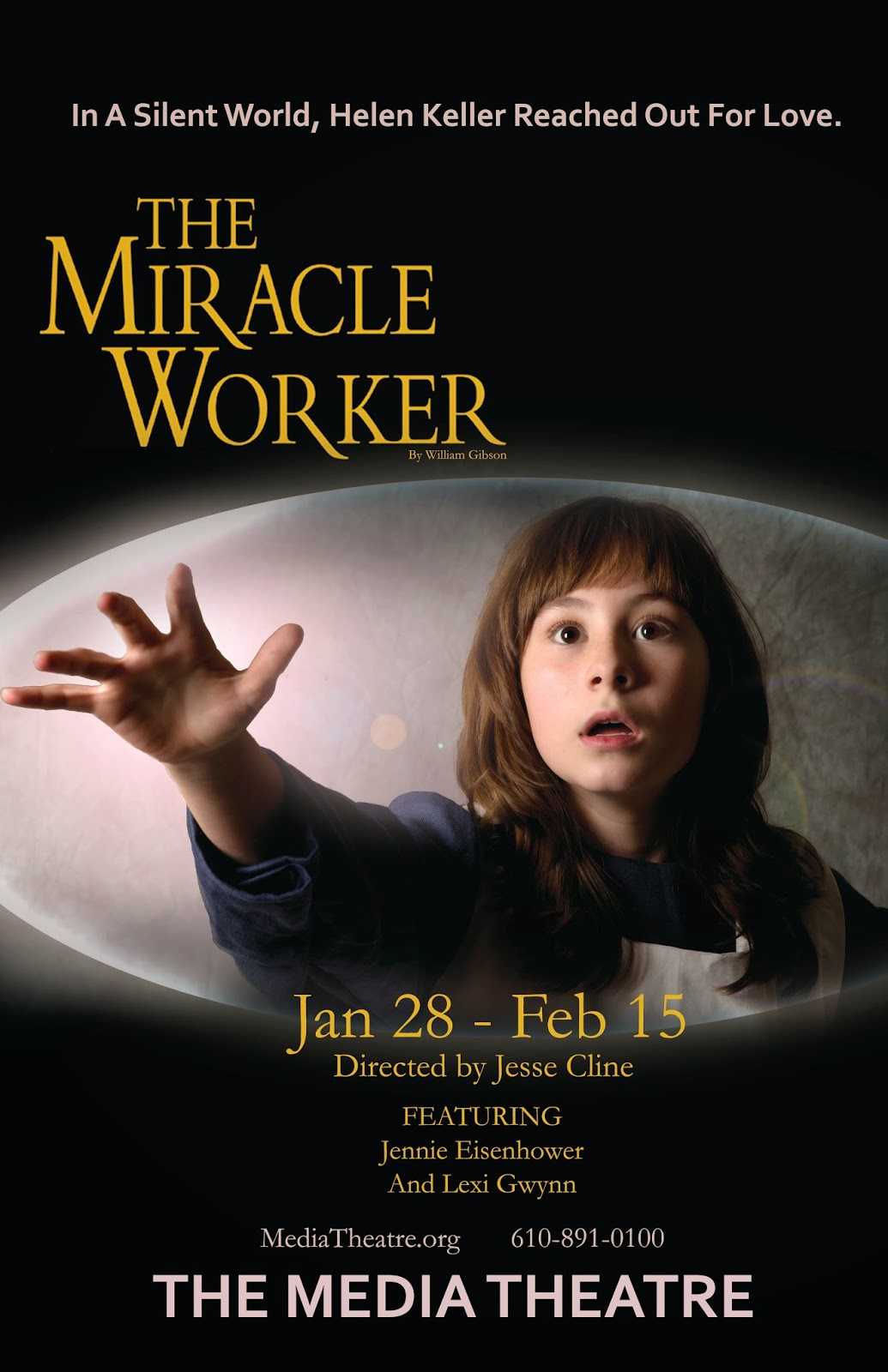 miracle worker The miracle worker is a three-act play by william gibson adapted from his 1957 playhouse 90 teleplay of the same name it is based on helen keller's autobiography the story of my life.