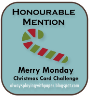 Merry Monday Honorable Mention