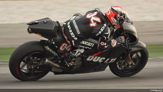 Ducati FIX ke Open Class MotoGP