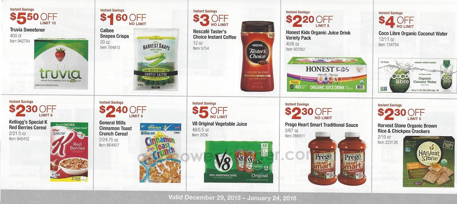 Current costco coupons