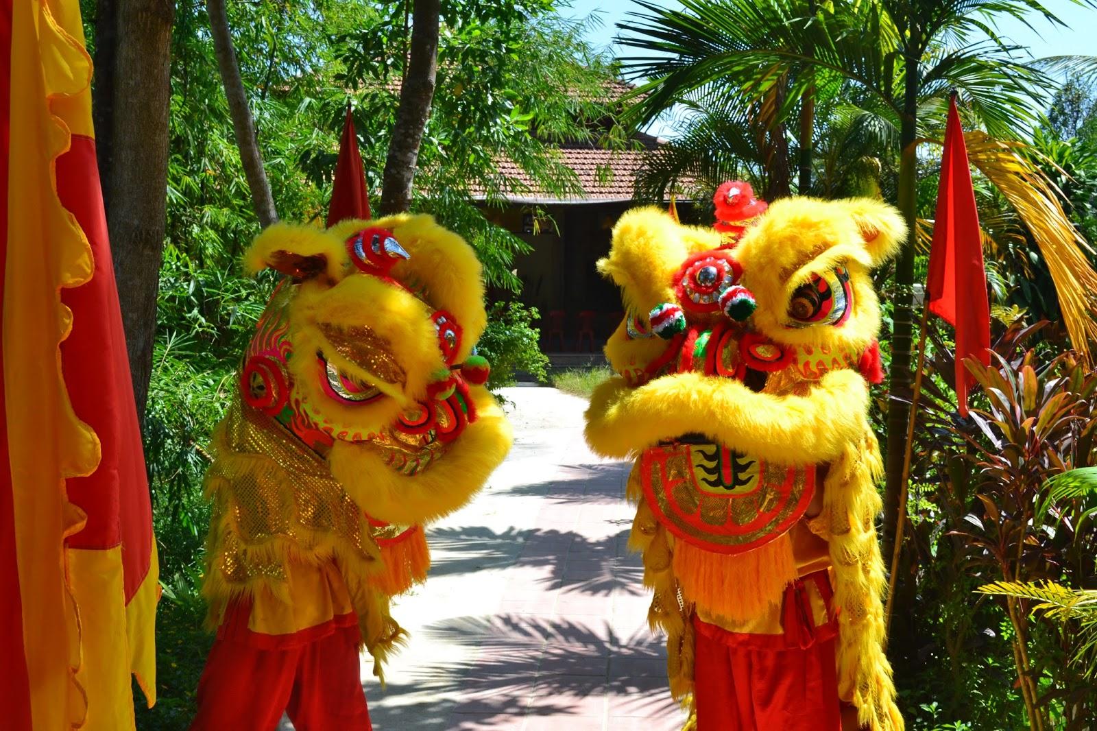 Welcome to Martial art centre , Hue