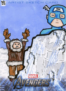 captain america, ice, eskimo