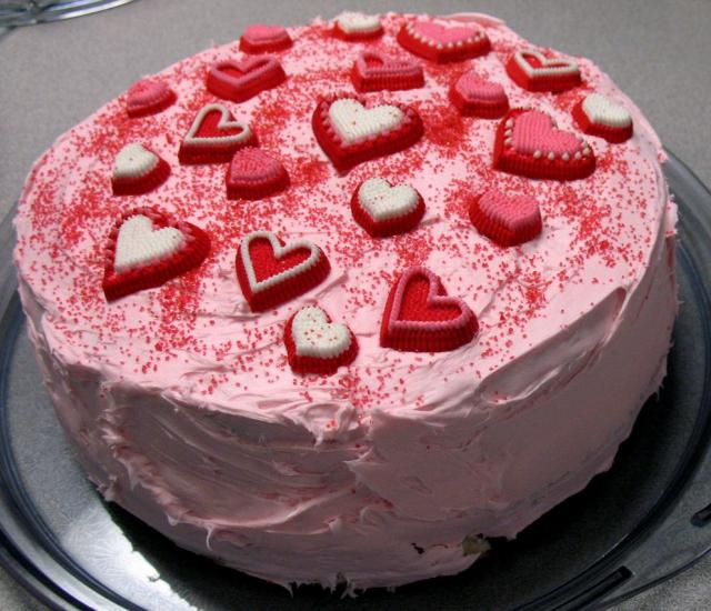 Valentine cakes for Valentine cake recipes with pictures
