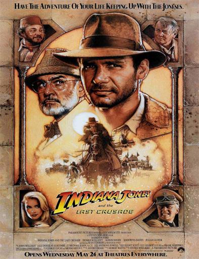 Ver Indiana Jones y la última cruzada (1989) Online