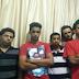 Apresan cinco integrantes de peligrosa banda de asaltantes