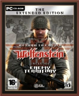 Wolfenstein - Enemy Territory Cover, Poster