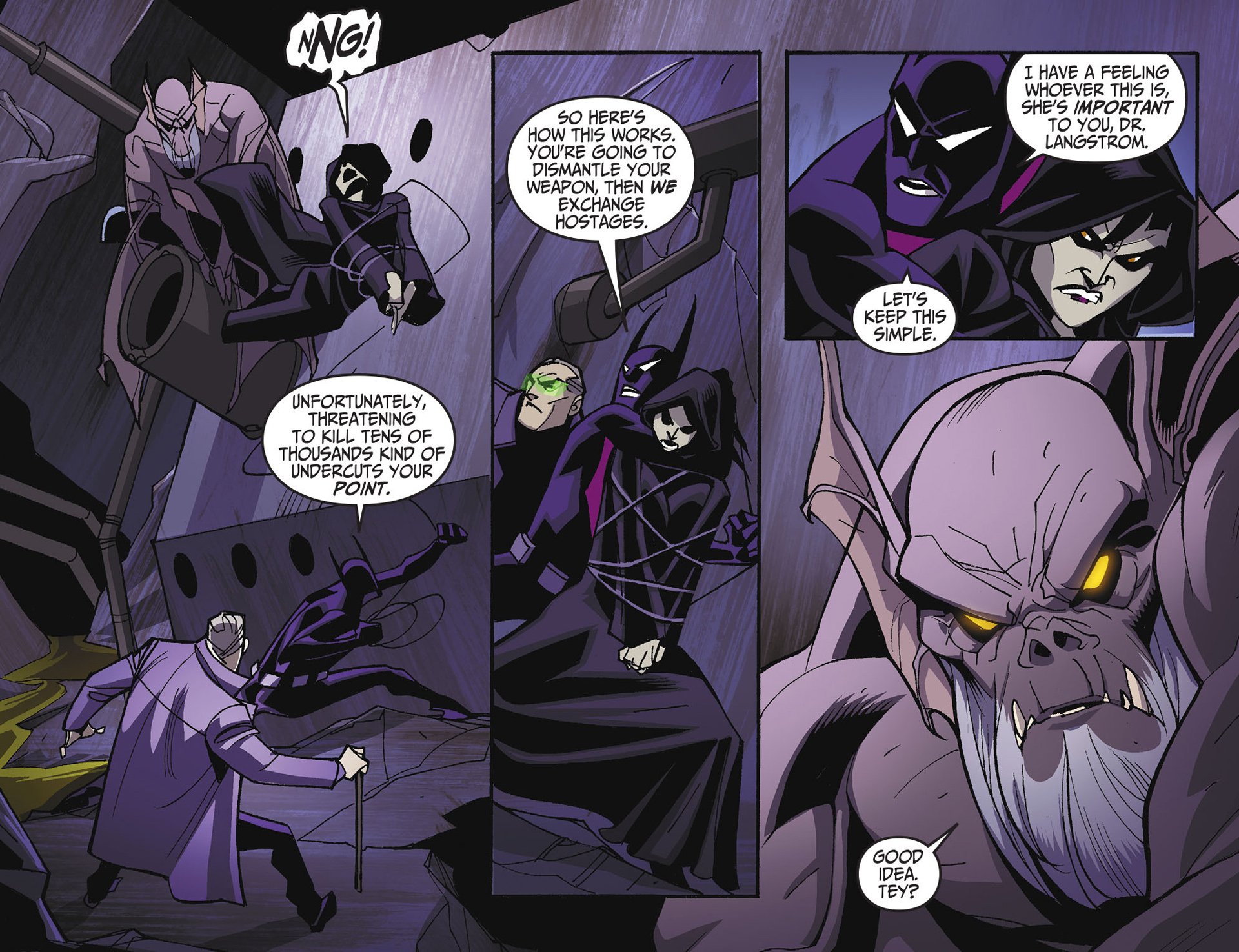 Batman Beyond 2.0 #12 #29 - English 18