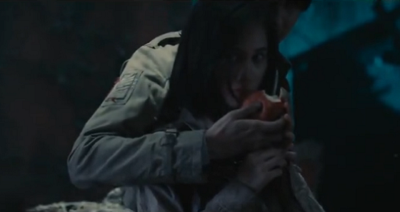 Mikasa dan Shikishima (Attack on Titan Live-Action)